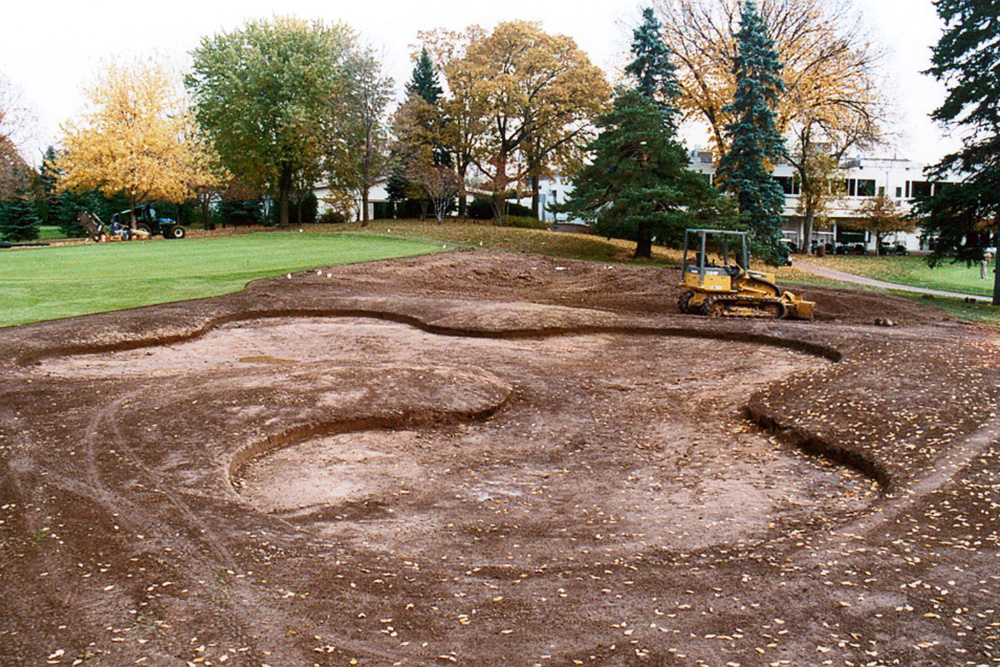 Oakridge Country Club MN | Duininck Golf Portfolio | Golf Course Renovation, Bunkers, Irrigation, Architecture, Construction