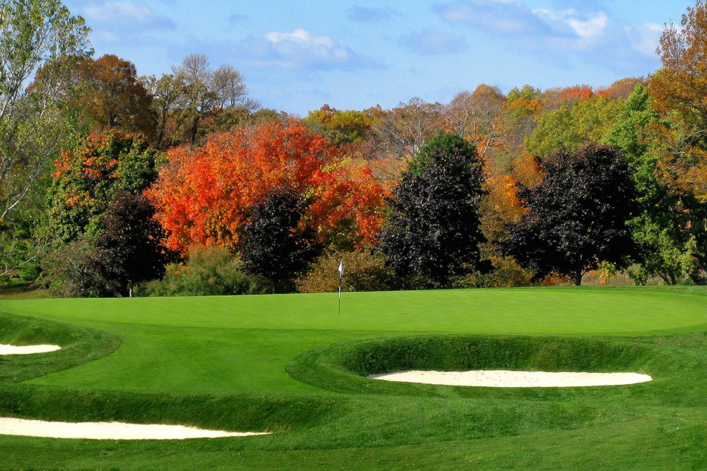 Wayzata Country Club | Duininck Golf Portfolio | Golf Course Renovation, Bunkers, Irrigation, Architecture, Construction